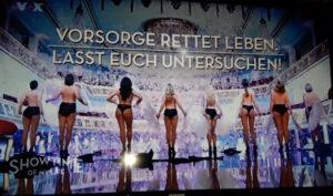 Stars gegen Krebs - Showtime of my life. (vox)